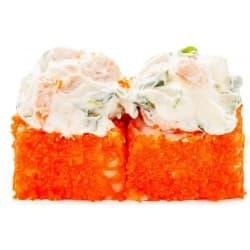 Ролл «Сакура с лососем»