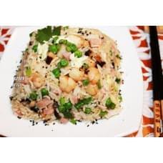 Жареный рис Янчжоу